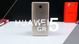 Huawei GR5 Review 4K (Cambo Report)