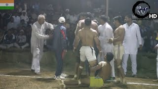 Kabaddi jaandar raid Chota Mitu Ahar from Kala jandli | and a good stop by parveen kumar ahar