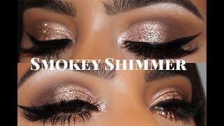 Smokey Shimmer    Morphe x Jaclyn Hill Palette
