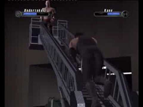 WWE Smackdown vs Raw 2008 Undertaker Tribute.