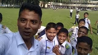 Bogra Cantonment Board High school, Bogra. -  another name of love!