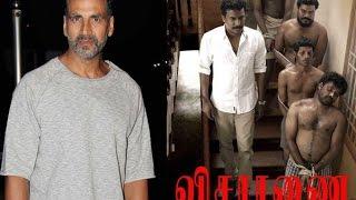 'Akshay Kumar In Tamil Movie 'Visaranai' Hindi Remake'    Movies    Bollywood News 2016