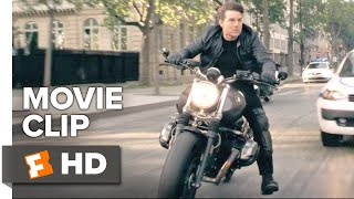 Mission: Impossible - Fallout Movie Clip - Arc dTriomphe (2018) | Movieclips Coming Soon