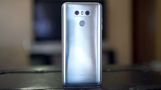 One week with the LG G6: Very impressed!