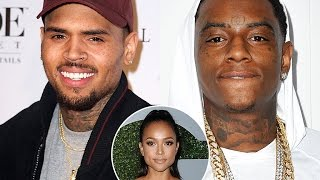 Chris Brown Challenges Soulja Boy to a 1v1 3 Round Boxing match and Soulja Boy Accepts!