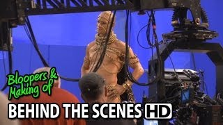 300: Rise of an Empire (2014) Making of & Behind the Scenes (Part1/2)