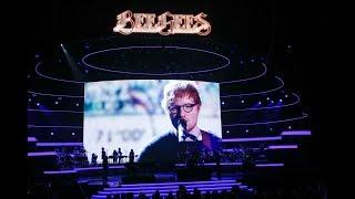 "Ed Sheeran ""Massachusetts"" Tribute Bee Gees"