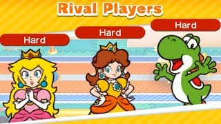 Mario Party The Top 100 - Minigame Island - Mario World 4-2 Clear| Cartoons Mee