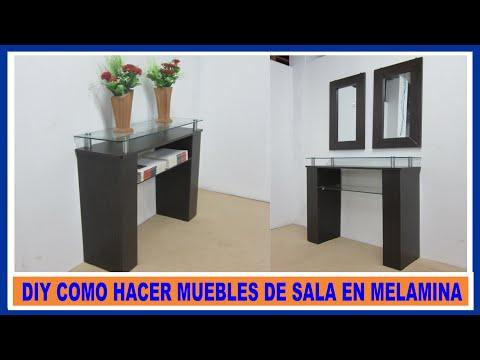 Como hacer muebles de cocina m dulo bajo de cocina en for Como fabricar muebles de melamina pdf