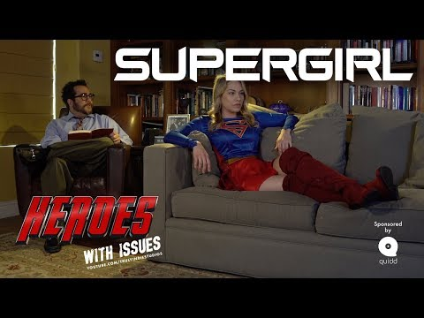 SUPERGIRL Upset Ahead Of Season 3 Heroes With Issues Ep 11