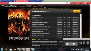 How to download  movies torrents hd from torrentbutler (Beginer)