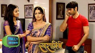 Sujata ABUSES Maheshwari Family | Sanskaar Gets A Job | Swaragini