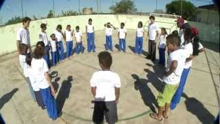 Brincadeiras Pedagógicas - Capoeira Angola