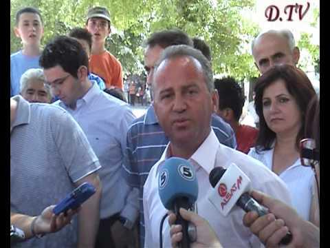 kryeministri Nikolla Gruevski ne diber