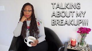 Talking About My Breakup | Britt Chat #11