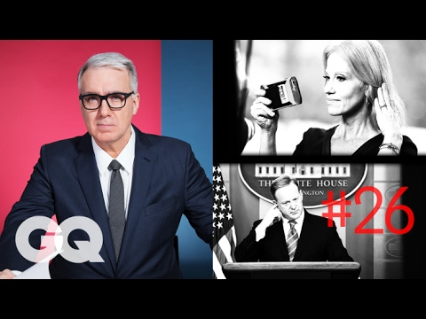 How the Media Needs to Respond to Trump Now The Resistance with Keith Olbermann GQ