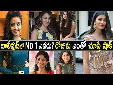 Xxx Mp4 Top 10 Highest Paid Actresses In Tollywood 2018 Tollywood Top 10 Actress Remunerations 3gp Sex
