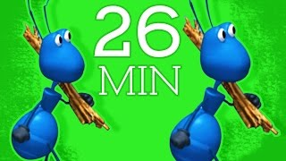 The Ants Go Marching One by One | Nursery Rhymes | Popular Rhymes Compilation For Kids by Raggs TV