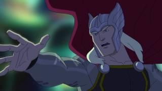 Marvel's Avengers: Ultron Revolution Season 3, Ep. 12 - Clip 1