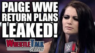 Bobby Roode ANNOUNCED By GFW?! Paige WWE Return Plans LEAKED?! | WrestleTalk News Sept. 2017