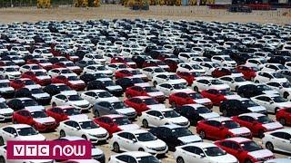 Ô tô nhập khẩu đạt số lượng kỷ lục từ đầu năm 2018 | VTC1