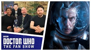 Jamie Mathieson, Mimi Ndiweni & Kieran Bew - The Aftershow - Doctor Who: The Fan Show