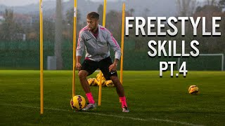 Neymar Jr ● Best Freestyle Skills - 2015 Pt.4 | HD