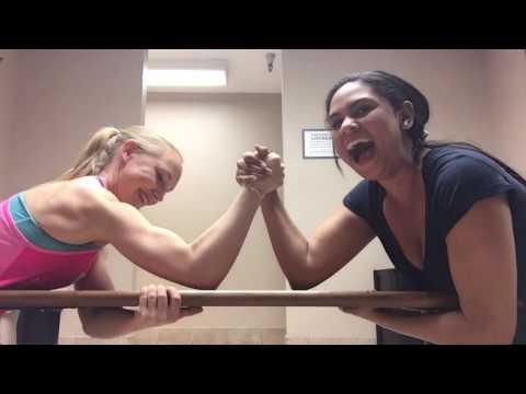 Arm Wrestling • Challenge • 5