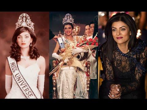 Xxx Mp4 Sushmita Sen Miss Universe 1994 Crowning Moment 3gp Sex