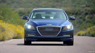 Hyundai Genesis 2015  هونداي جنسيس