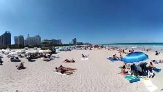 Miami South Beach Florida LG 360° Video Camera