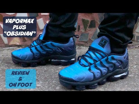 e947f7376897c Nike Vapormax Obsidian Feet On These Review Unboxing Plus pRPxpr at ...