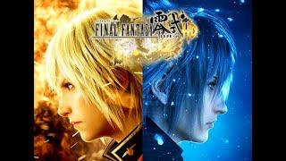 Final Fantasy Type-0 HD y Final Fantasy XV con Hajime Tabata