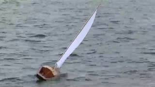 Segeln mit der Bellissima von aero-naut - ein Video von SchiffsModell