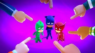 PJ Masks Episodes | PJ Masks Who is Who? | Cartoons for Children