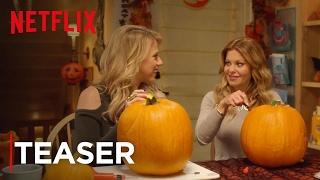 Fuller House | Halloween Teaser: Season 2 | Netflix