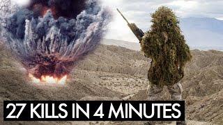 27 Kills in 4 Minutes - Sniper Madness at SC Village