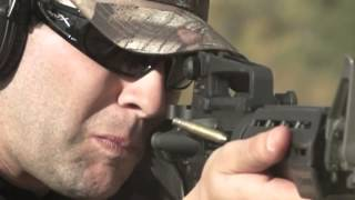 Guns&Ammo Magazine Video: At the range with Slide Fire
