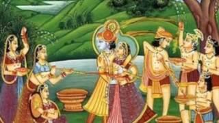 Shrinath ji Orignal holi rasiya hq