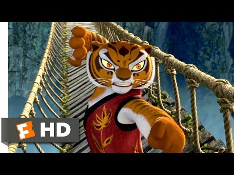 Xxx Mp4 Kung Fu Panda 2008 The Furious Five Bridge Fight Scene 7 10 Movieclips 3gp Sex