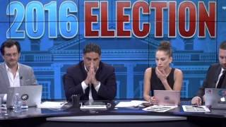 The Young Turks have a really, really delusional night