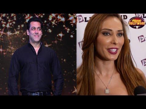 Iulia Vantur All Praises For Salman Khan & 'Tubelight' | Bollywood News