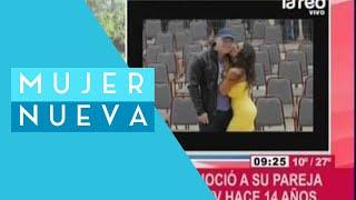 Carolina Oliva lleva junto a Paul Barreaux más de 14 años de relación