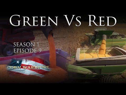Corn Warriors Episode 9 Green vs Red Real Farming TV