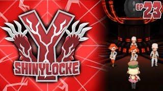 Pokémon Y Shiny Locke - Episode #23