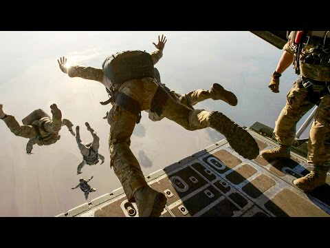 EPIC! MARSOC, Navy SEALs, Special Operations