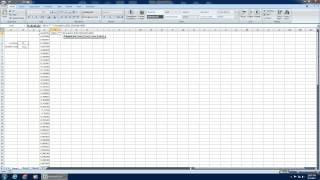 Excel Random Number Generator NO Repeats, Numbers in order