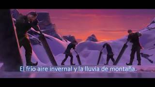 Frozen Heart in Castilian Spanish (Corazón de Hielo)-Soundtrack Version