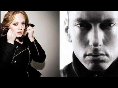 Eminem vs Adele Someone Like You Remix 2012