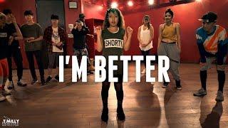 Missy Elliott - I'm Better ft Lamb - Choreography by Phil Wright @MissyElliott @TimMilgram